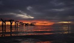 Sunrise on Mobile Bay